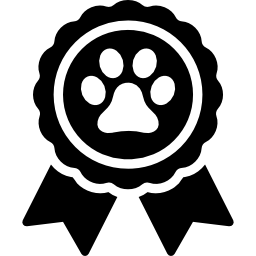 prize-badge-with-paw-print